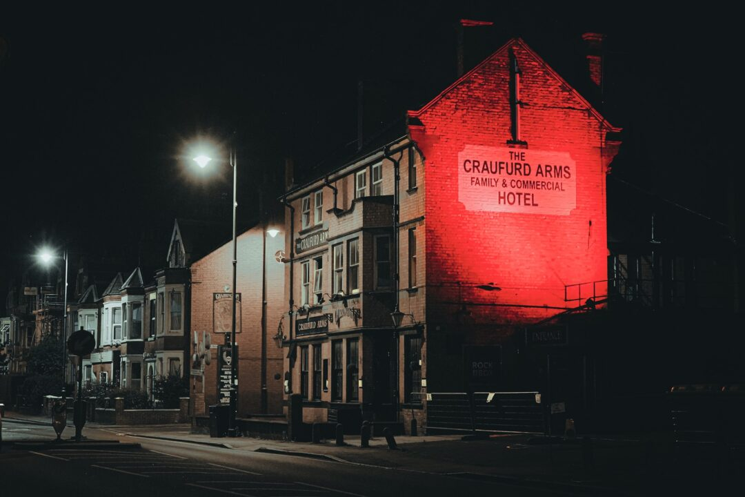 The Craufurd Arms Top Image