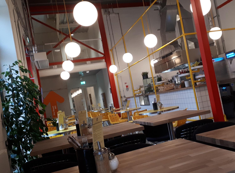 MK Gallery Cafe & Bar