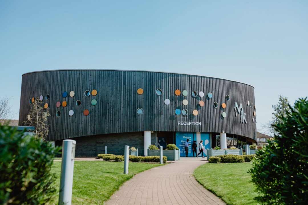 Milton Keynes College Top Image