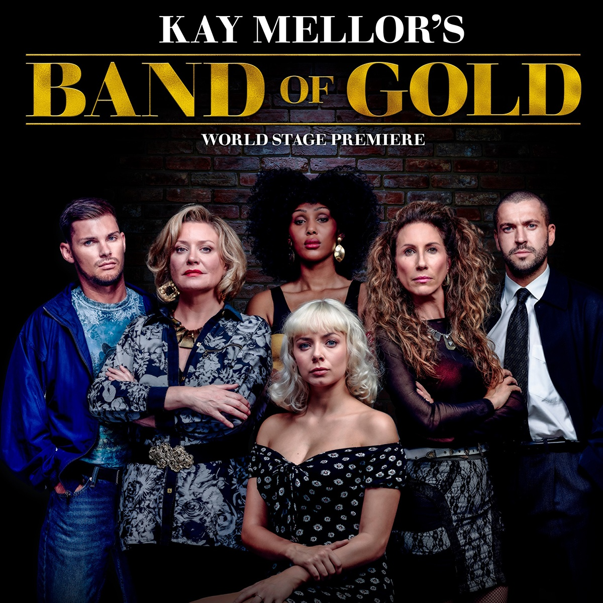 Star studded cast for Band of Gold
