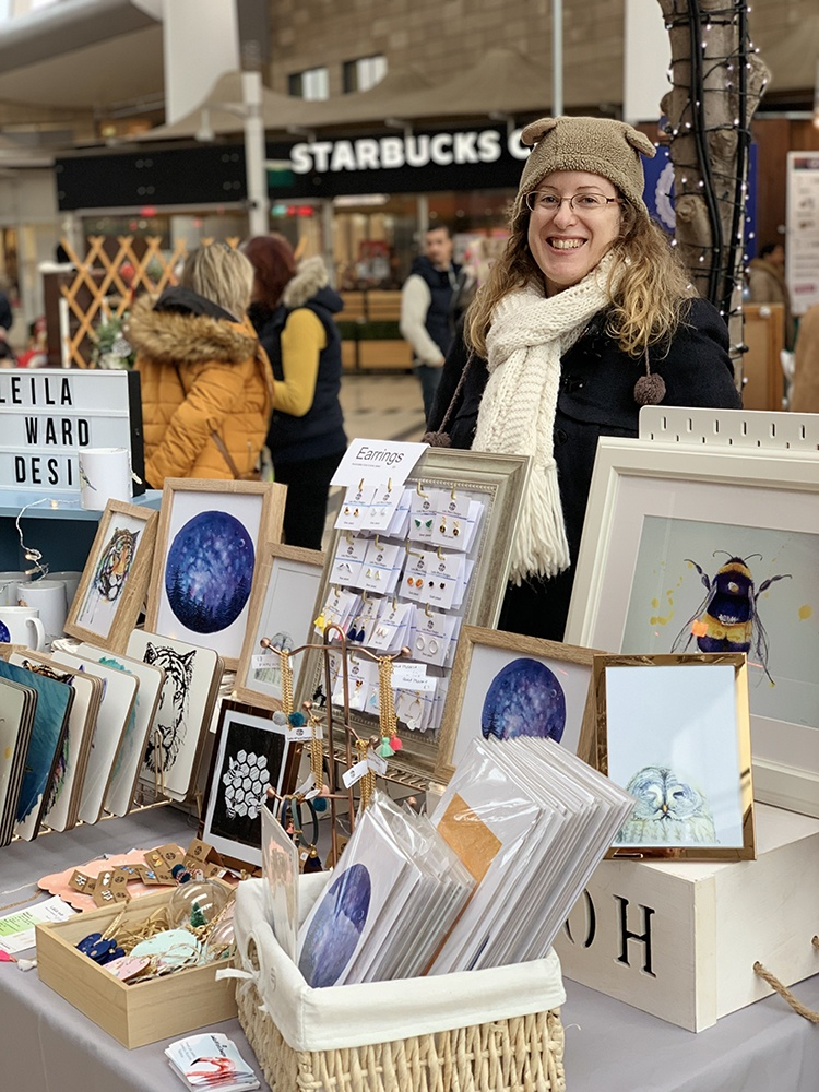 It's the last Etsy MK Artisan Market of the year!