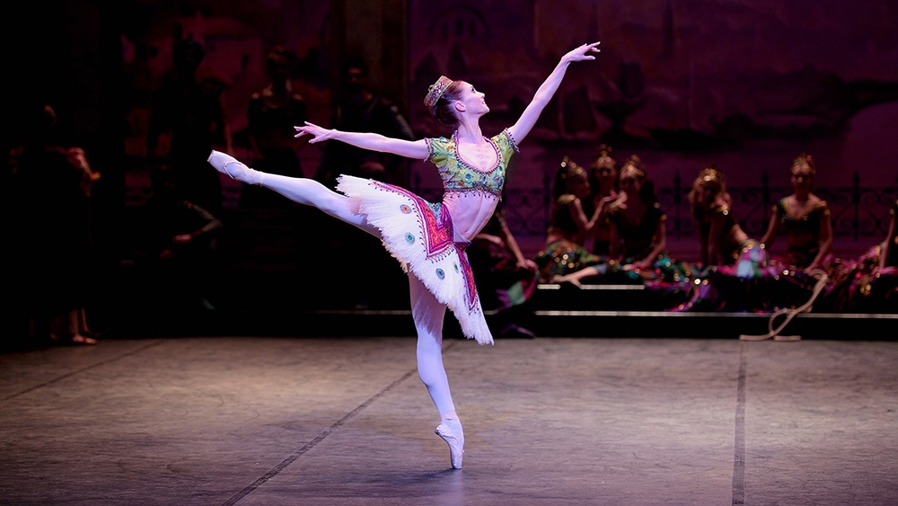 English National Ballet buckle their swashes at MK Theatre