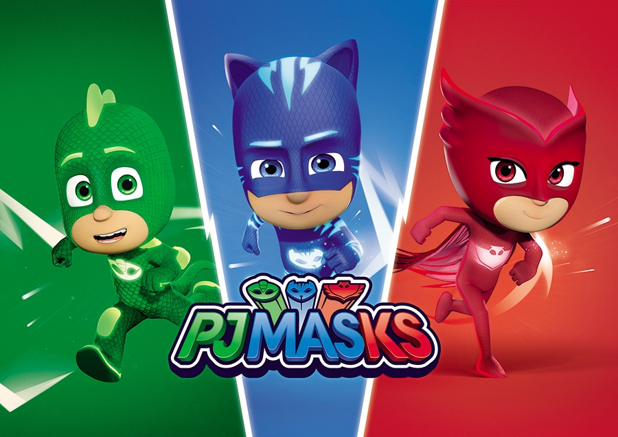 It's time to be a Hero with the PJ Masks at intu Milton Keynes!