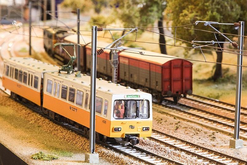 All aboard for model train weekend