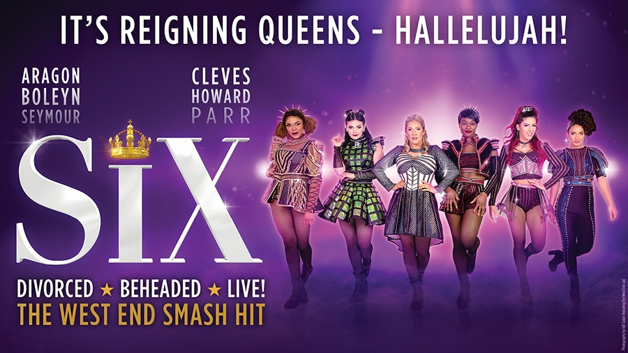 The SIX wives of Henry VIII get their own back at MK Theatre