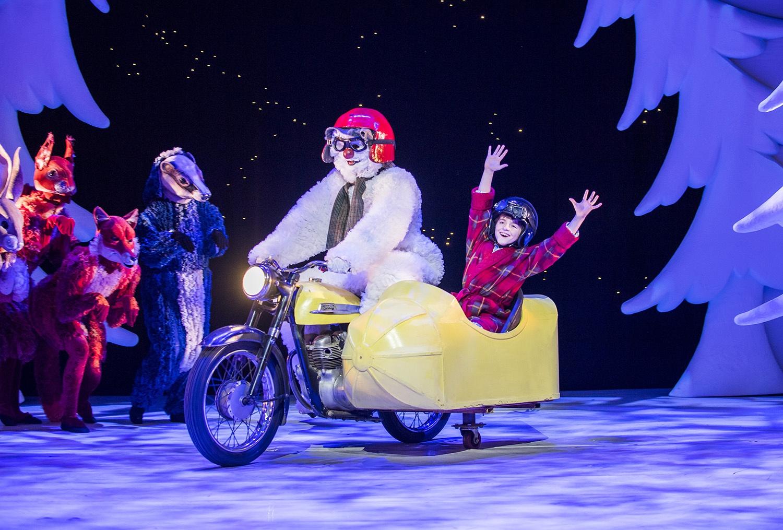 The Snowman Milton Keynes