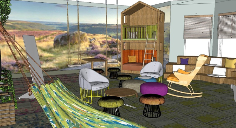 Whittlebury Park invests £1 million in new inspirational spaces for corporate guests