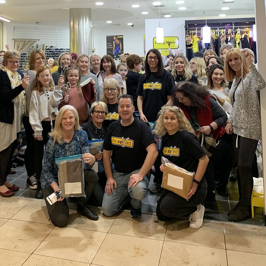 Community comes together to help Australia at intu Milton Keynes