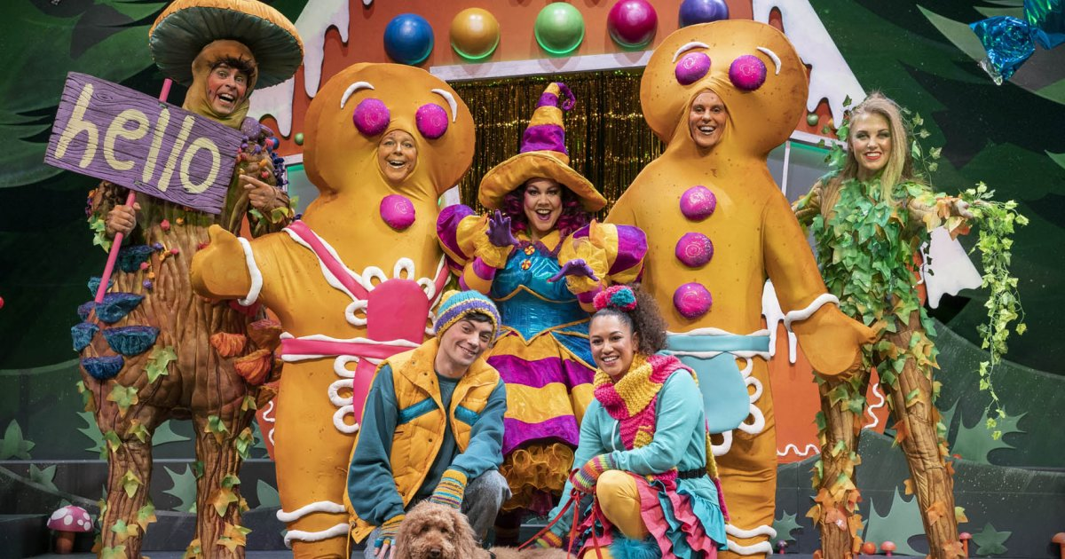 MK Gallery to screen CBeebies Christmas Show: Hansel & Gretel
