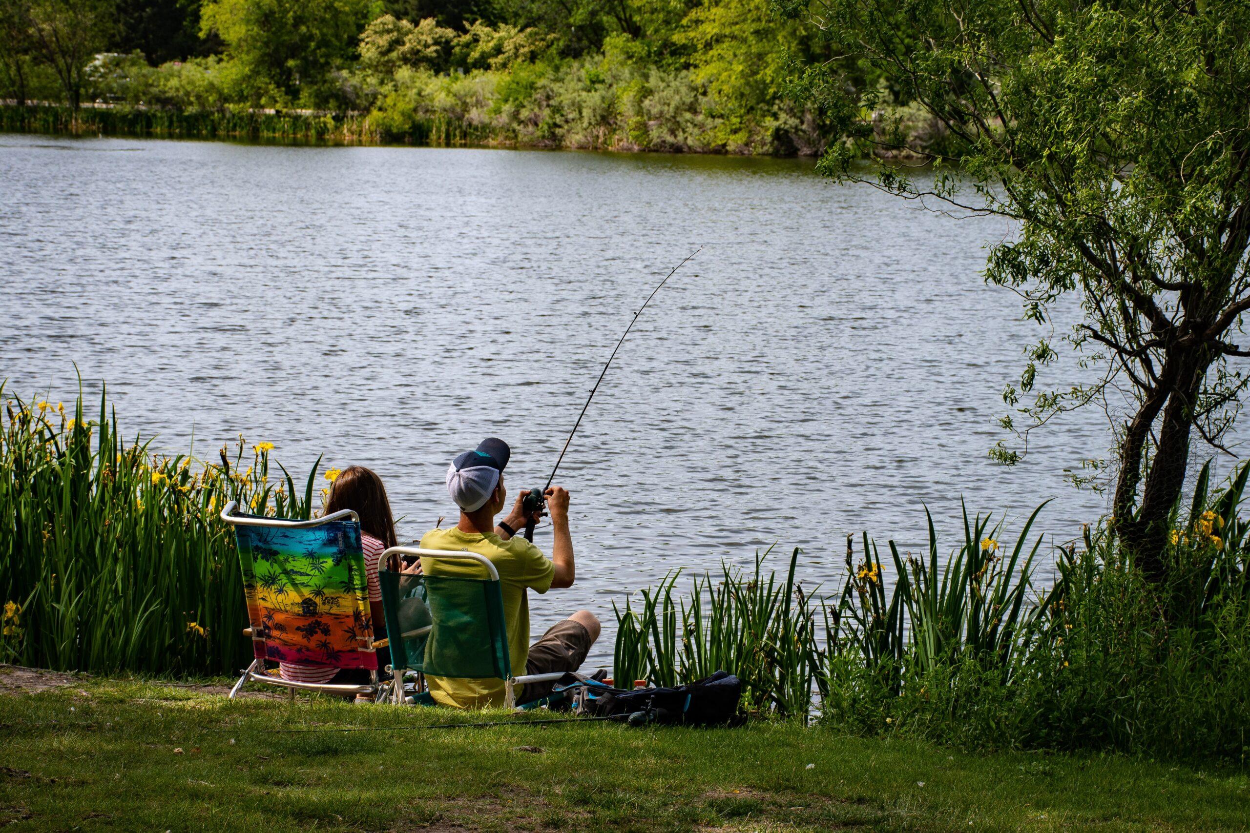 Fishing in Milton Keynes Top Image