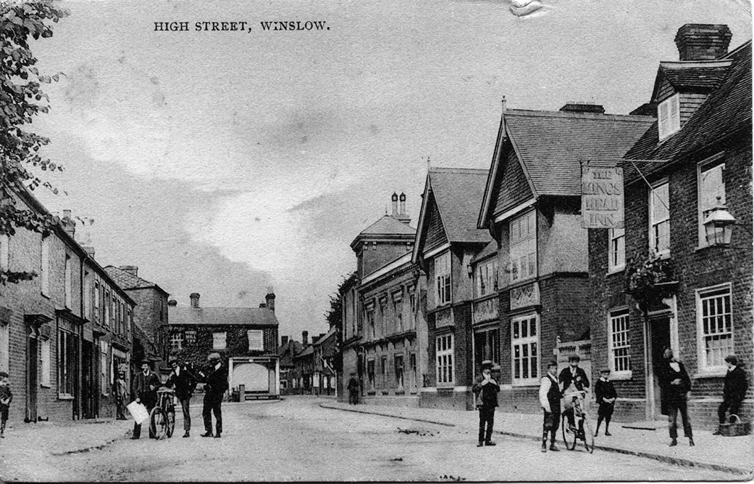 Winslow History Walks Top Image