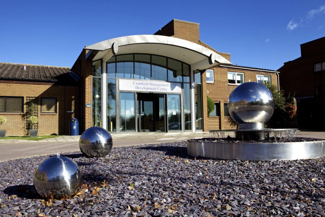 Cranfield Managment Development Centre Top Image