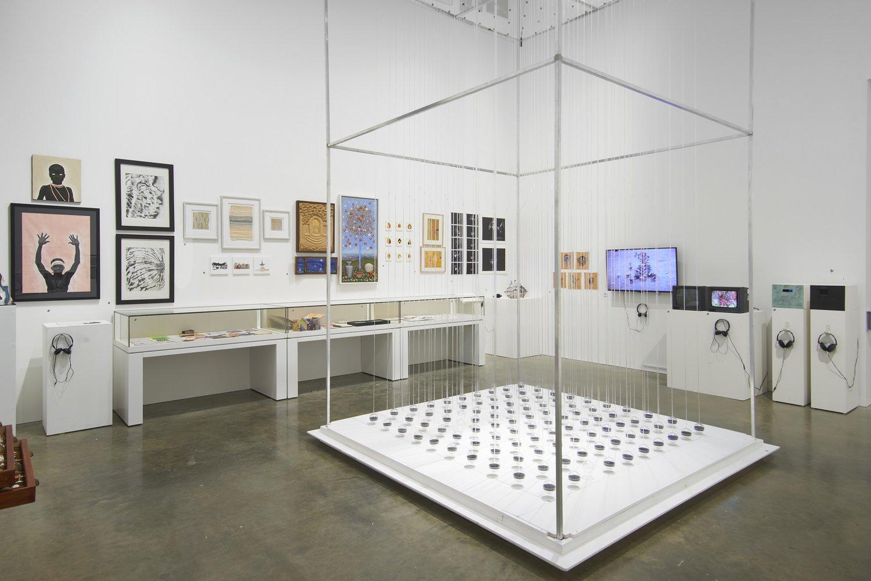 MK Calling exhibition