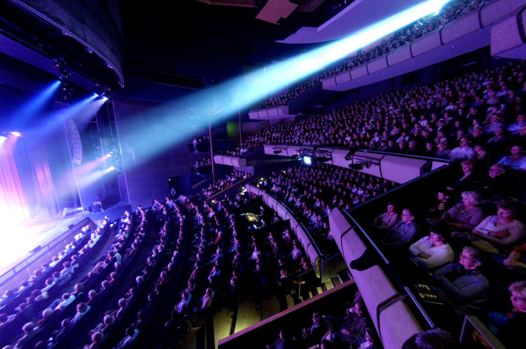Milton Keynes Theatre Top Image