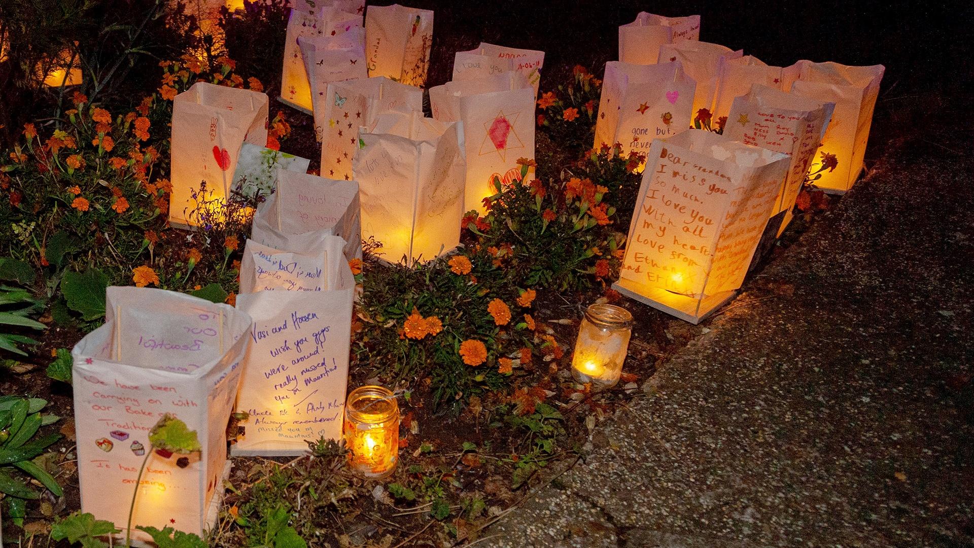 Willen Hospice Twilight Lantern Week Top Image