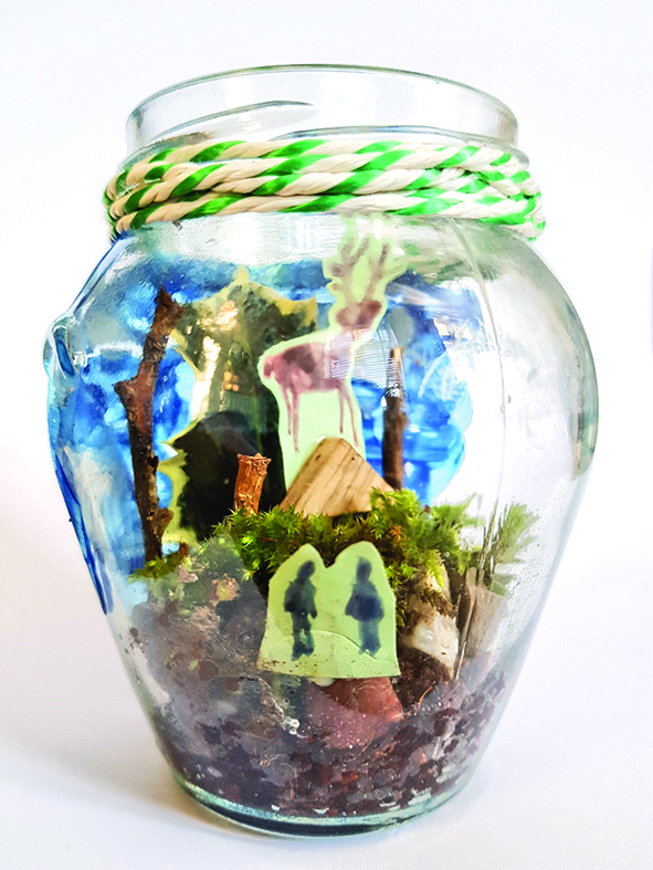 Micro Sculpture Parks by Juneau Projects with the Milton Keynes Arts Centre Top Image