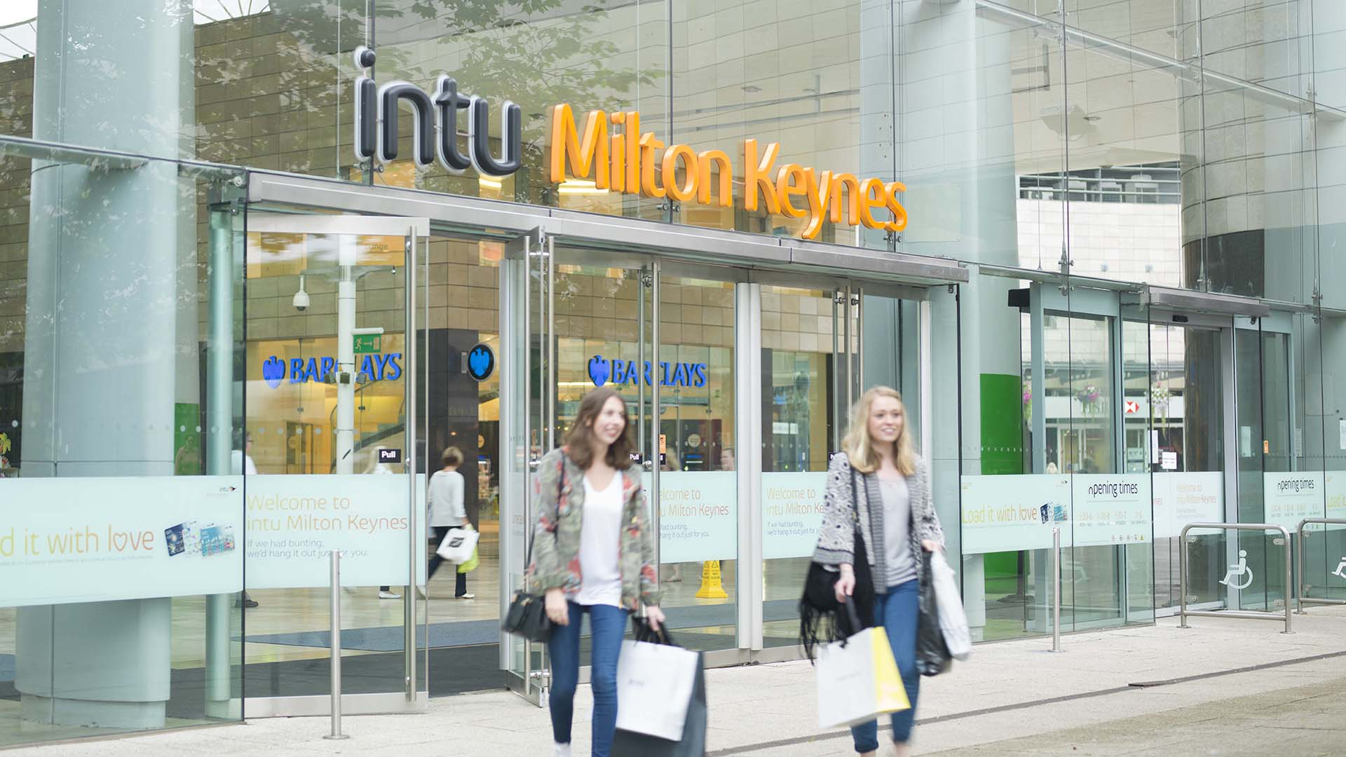 intu Milton Keynes transfers to new operator