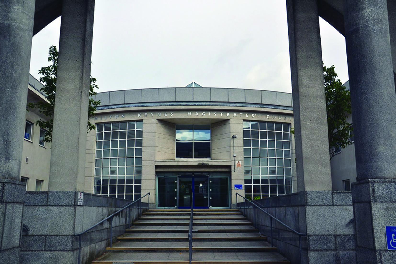 Milton Keynes Magistrates Court Open Morning Top Image