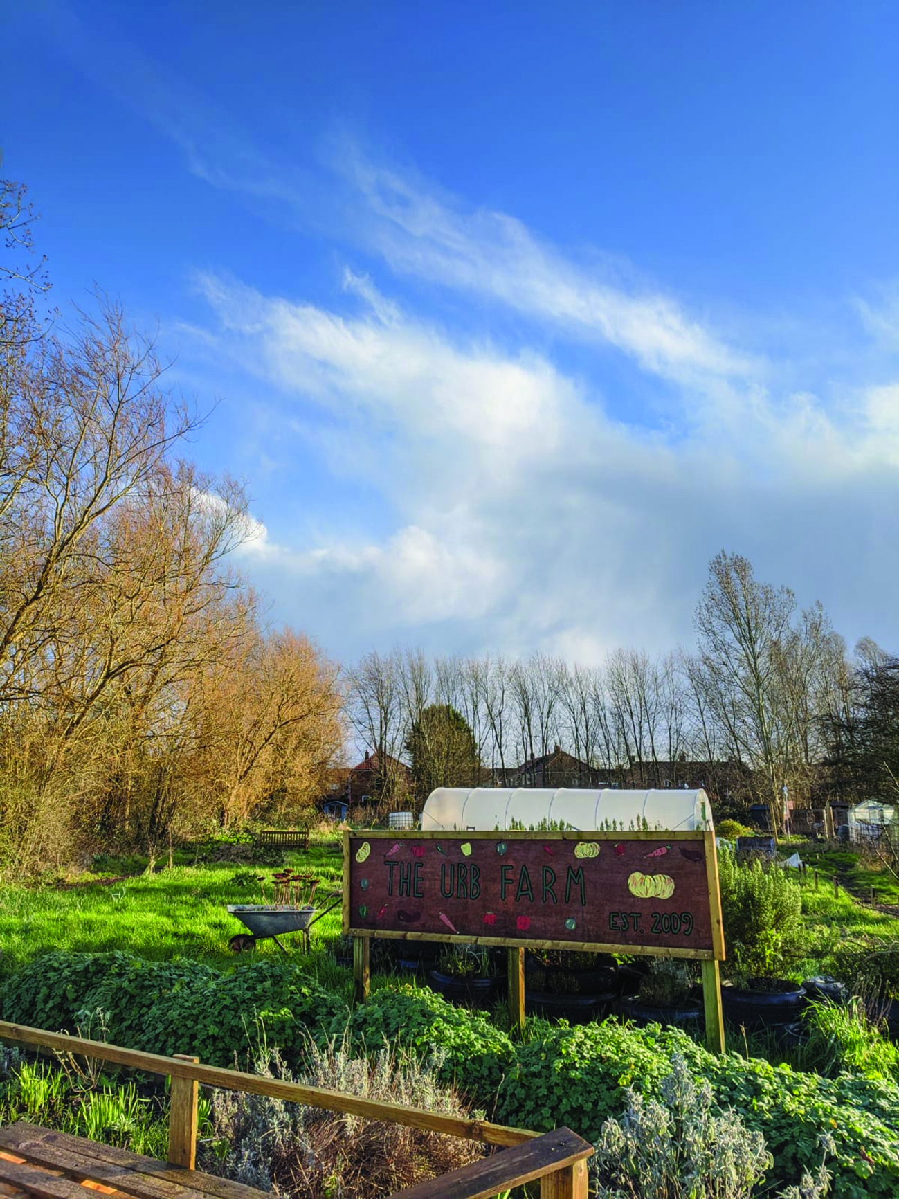 Wolverton Green Spaces Open Days: Urb Farm Open Afternoon Top Image