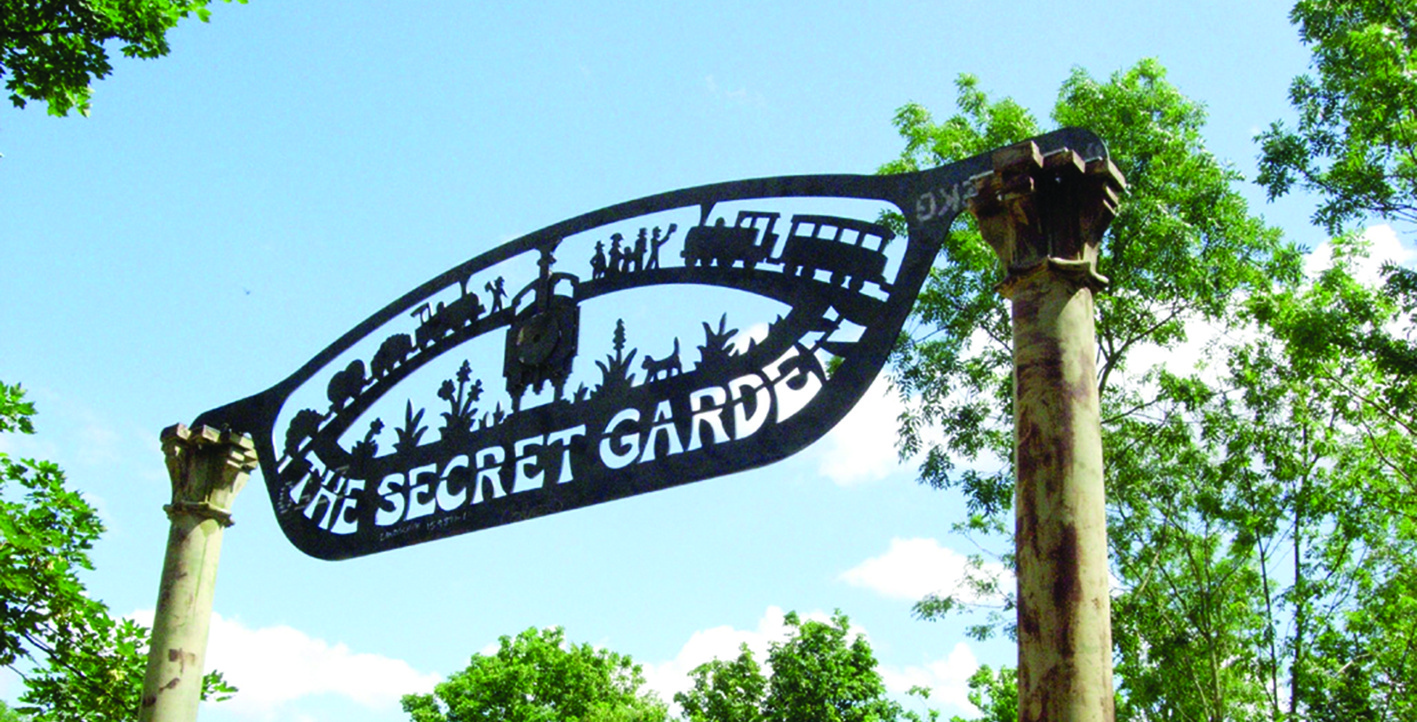 Wolverton Green Spaces Open Days: The Secret Garden Top Image