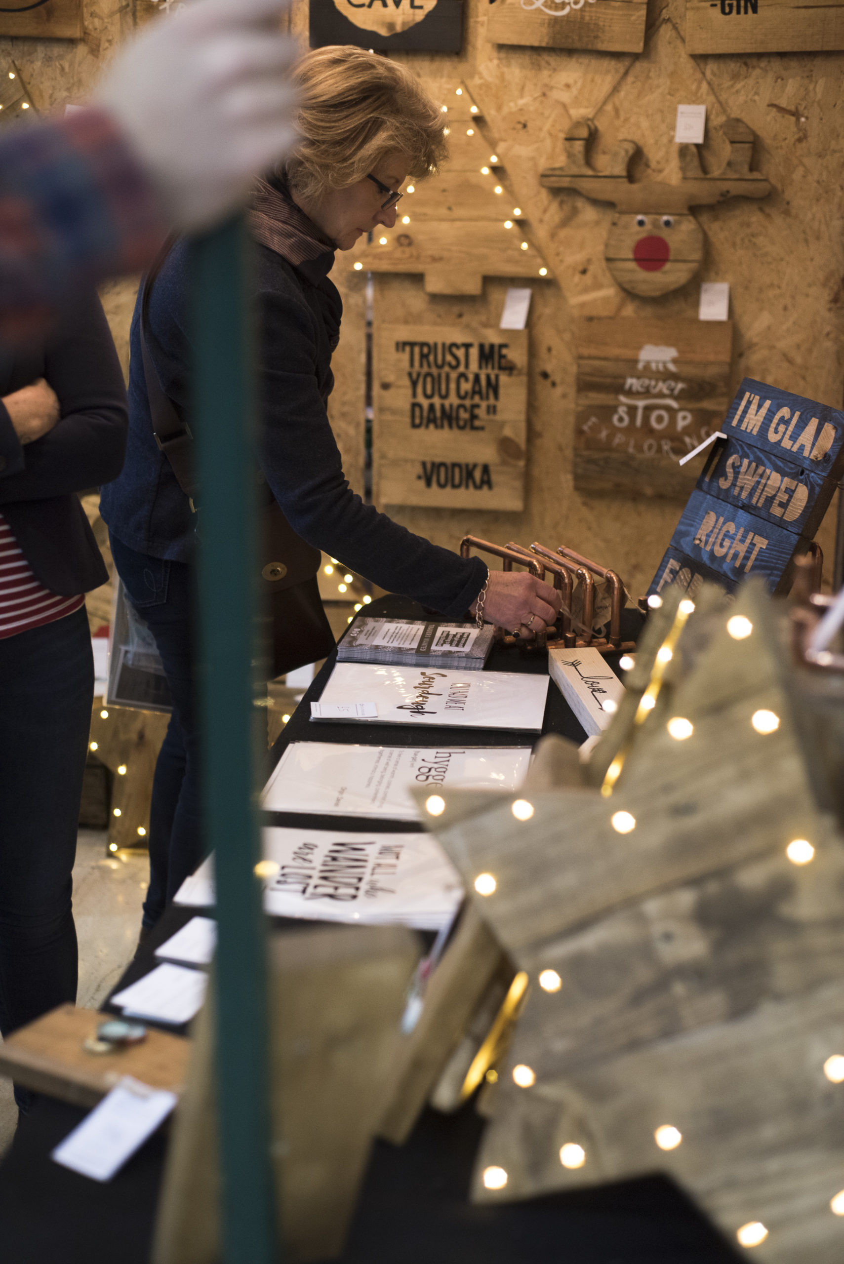 MK Handmade & Vintage Winter Pop-Up Market