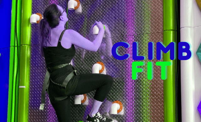 Adult Climb Fit Session Top Image