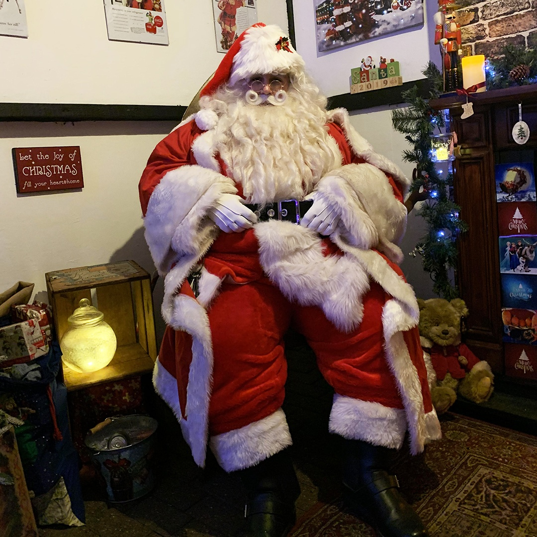 Father Christmas is coming to Milton Keynes Museum