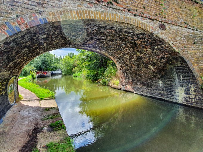 The Parks Trust launches new Grand Union Canal map
