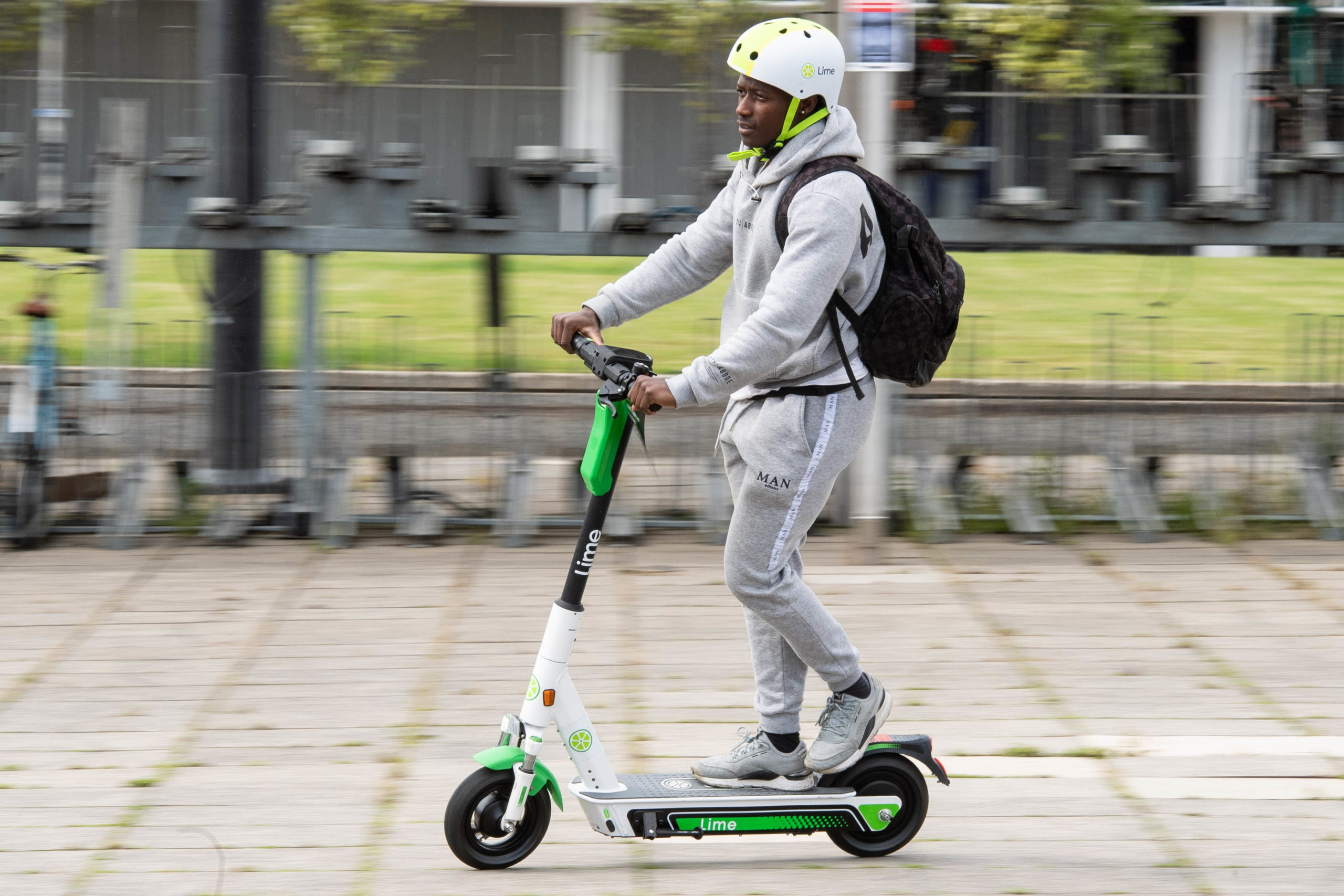 Lime Bikes & e-Scooters