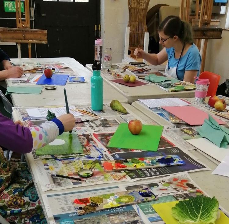 Creative Courses at MK Arts Centre Top Image